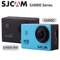 Original SJCAM SJ4000 / SJ4000 WiFi Sport Action Camera 2.0 inch 1080P HD Waterproof Camcorder Underwater sj cam mini Sports DV