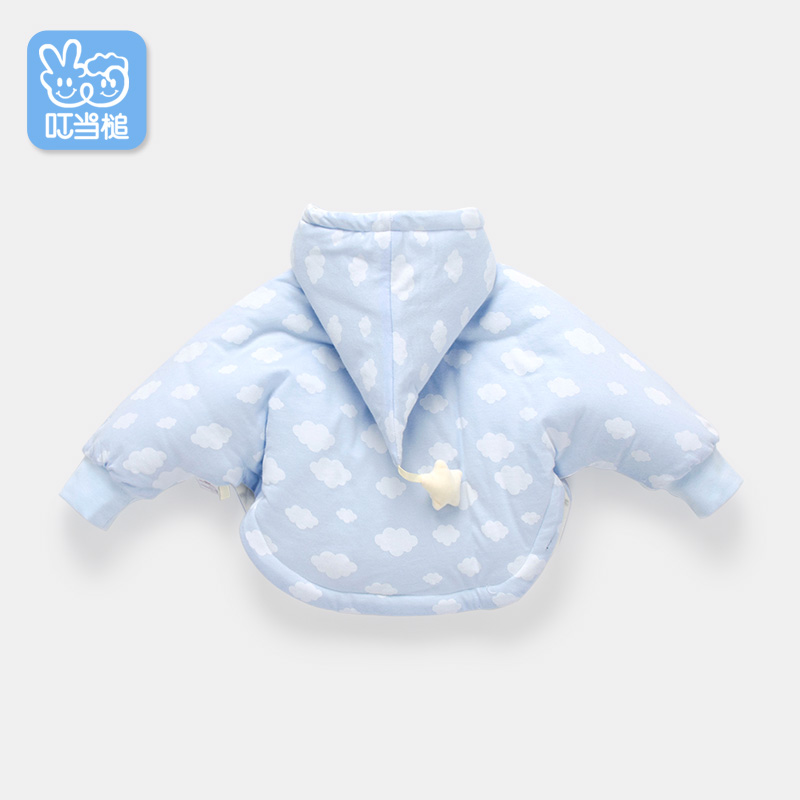 Dinstry 소년 소녀면 가을 겨울 후드 코트 어린이 재킷 - 아동복 - 사진 4