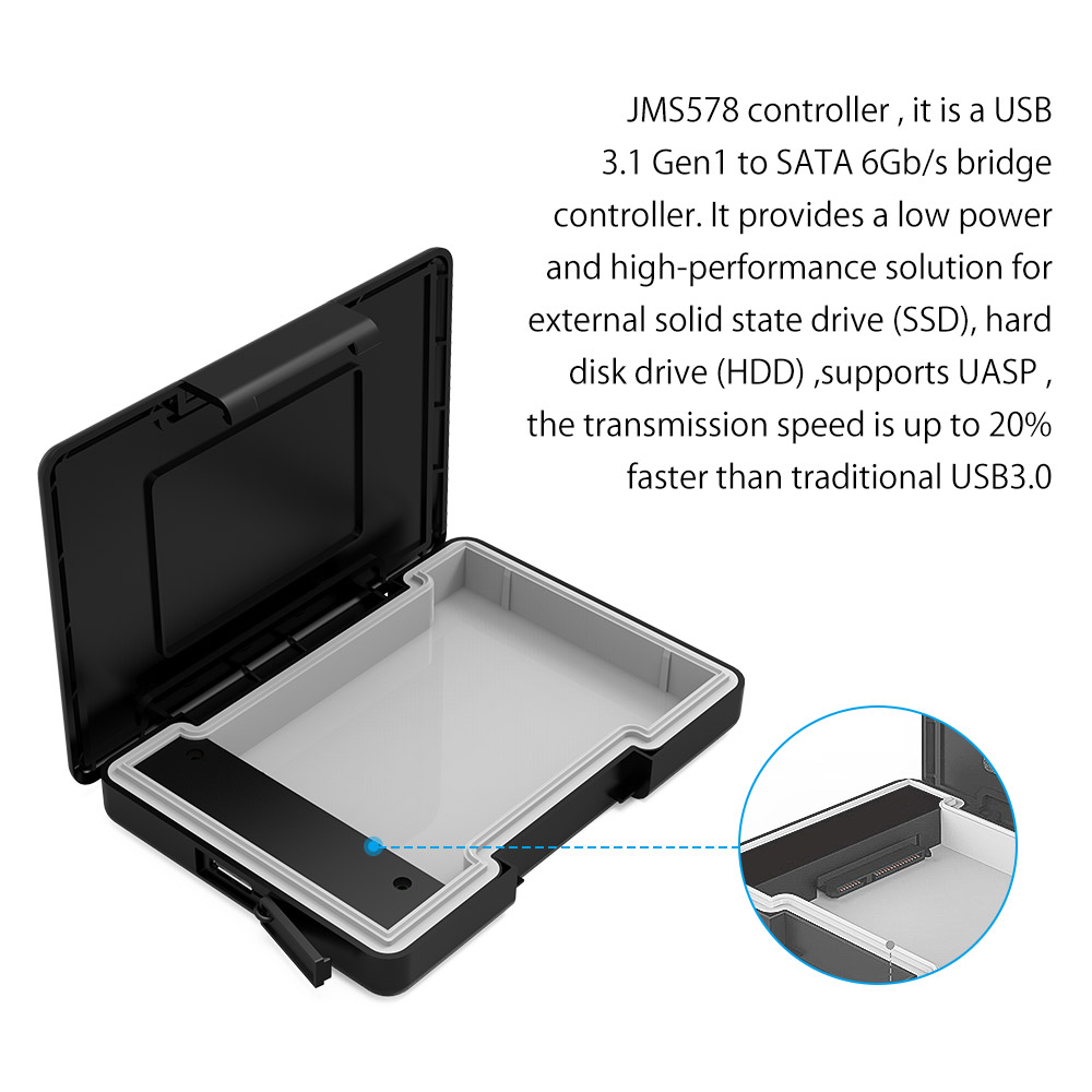Adapter for Notebook Enclosure