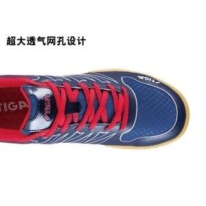 Image 4 - Echtes Stiga Tischtennis Schuhe für Männer frauen ping pong schläger schuh sport marke turnschuhe CS 3621