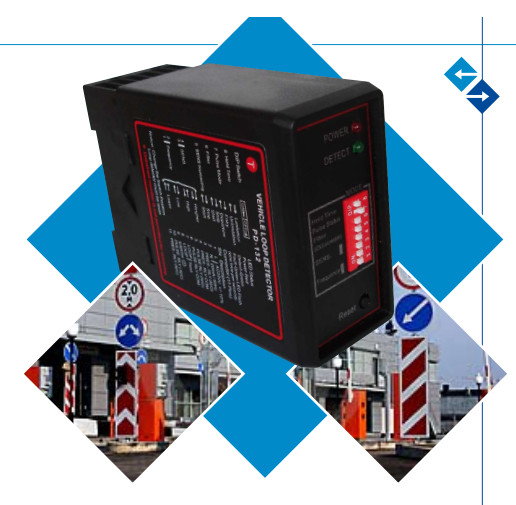 Parking Barrier Control// Motorised Gates Doors inductive loop detector PD132 /Vehicle Sensors 110V 120V//220/230V/24V /12v koorinwoo car parking sensors 6 alarm