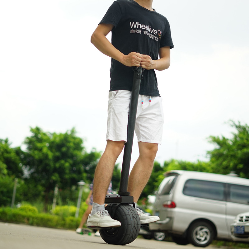 Nouvelle smart app auto-équilibrage scooter électrique monocycle une roue monowheel Li batterie led