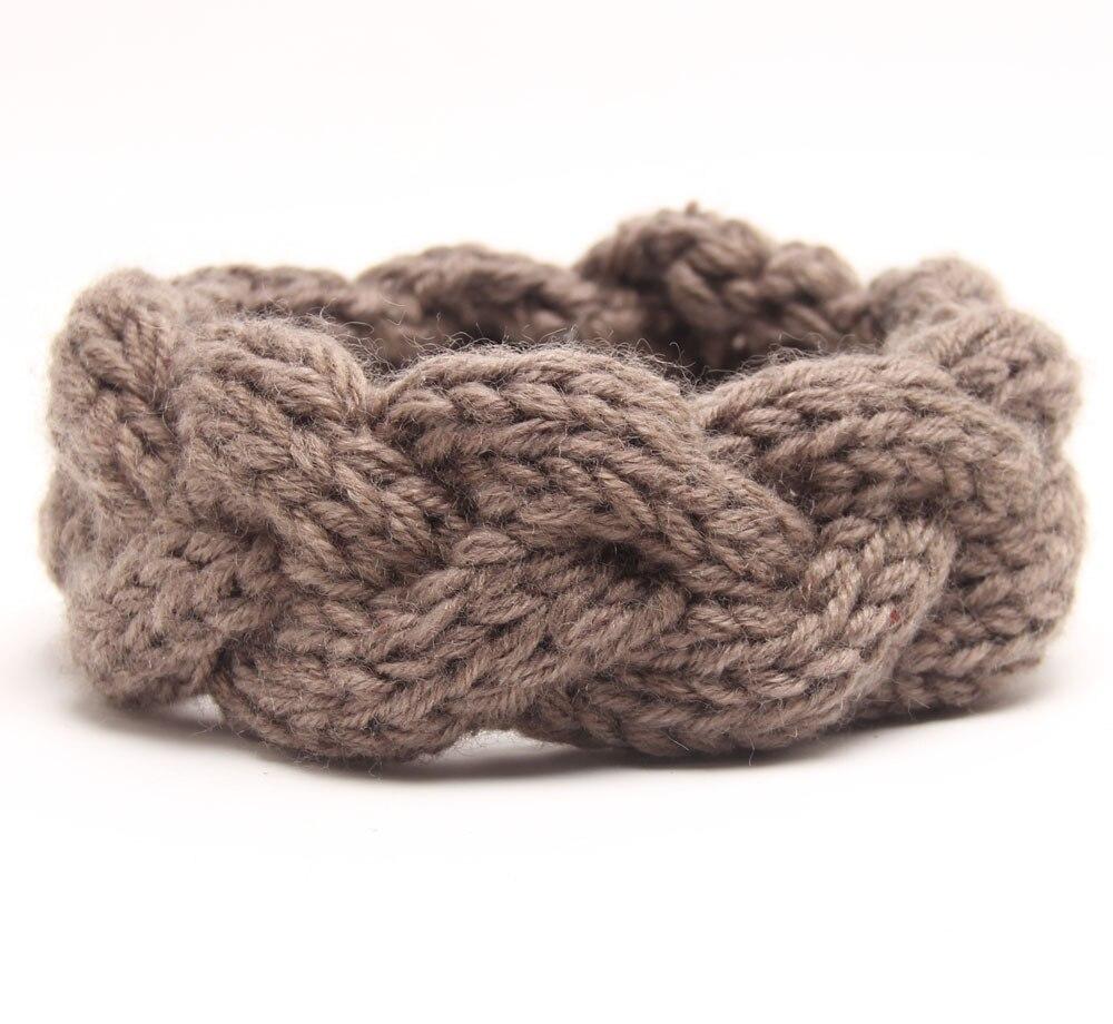 Großhandel Gestrickte Stirnband Knit Stirnband Turban Stirnband ...