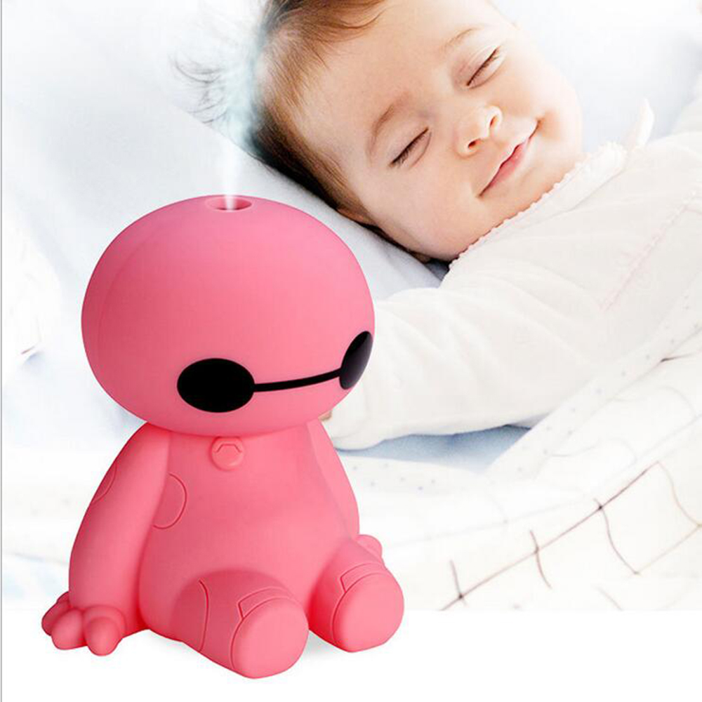 GRTCO 200ML USB Big Hero Baymax Dry Protect Ultrasonic Essential Olie - Husholdningsapparater - Foto 4