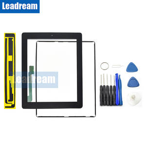 Leadream For iPad 4 Touch Screen Replacement For iPad A1458 A1459 A1460 Digitizer