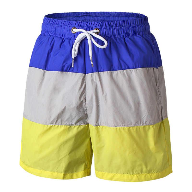 IEMUH брендовые быстросохнущие мужские шорты для плавания летние мужские пляжные шорты спортивные пляжные шорты для серфинга для мужчин спортивные шорты для бега