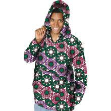 African print hooded shirt men fashion hoody design dashiki clothes mens casual tops of africa clothing