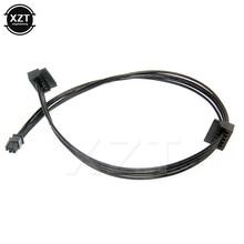 MINI 4 Pin to 2 SATA Power Supply For Lenovo M410 M415 B415