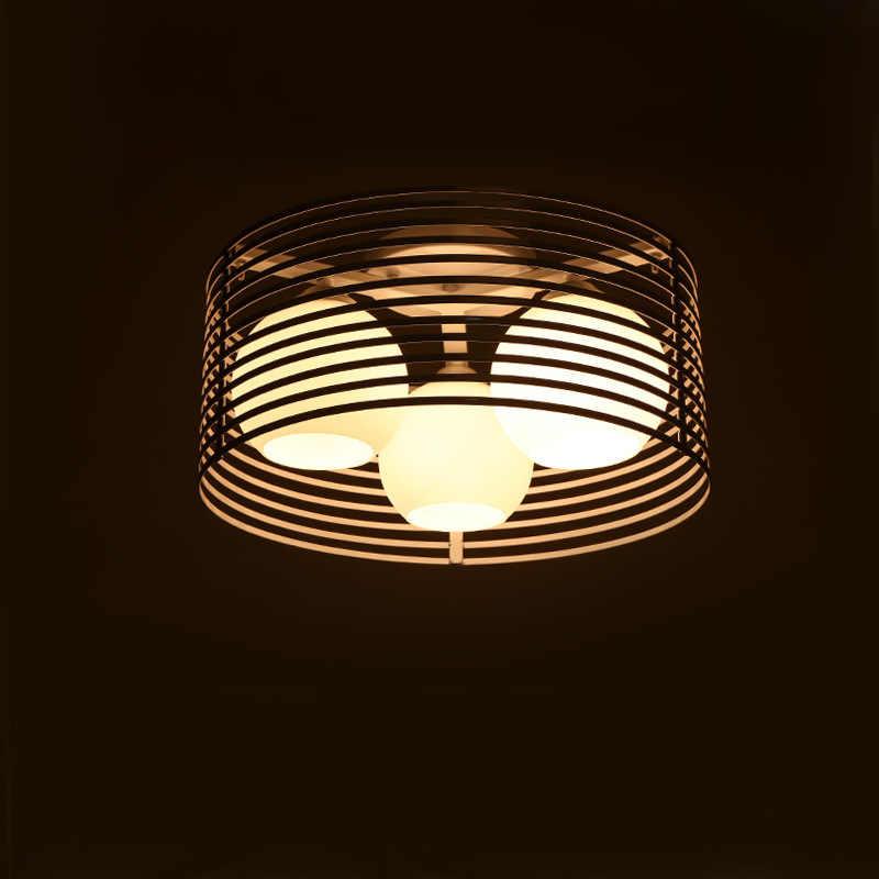 Современный скандинавский Арт Деко шар светодиодный черный белый потолок подвесная люстра освещение лампа для кухни гостиная Лофт спальня