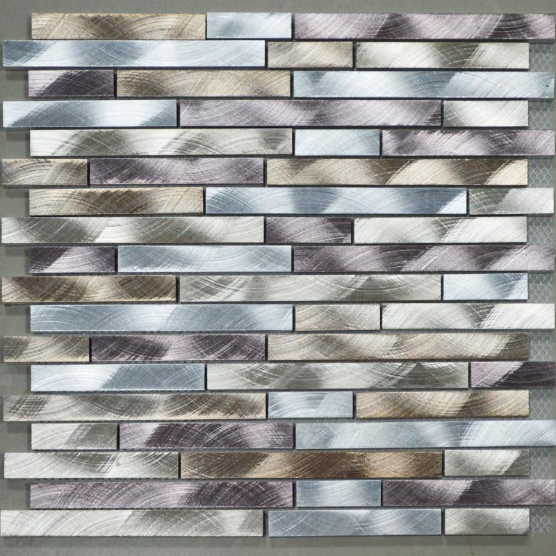 Acquista all'ingrosso online strip mosaic tiles da grossisti strip ...