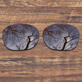ToughAsNails Polarized Replacement Lenses for Oakley Garage Rock Sunglasses Brown Color (Lens Only)