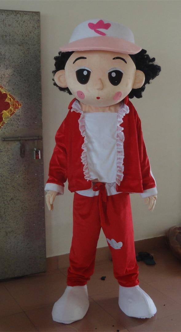Handy Manny Mascot Costume Boy Mascot Costume for ...