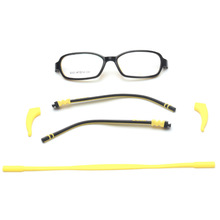 new childrens cartoon glass frame environmental protection silicone nasal supporting frames TR90 5020 myopia glasses