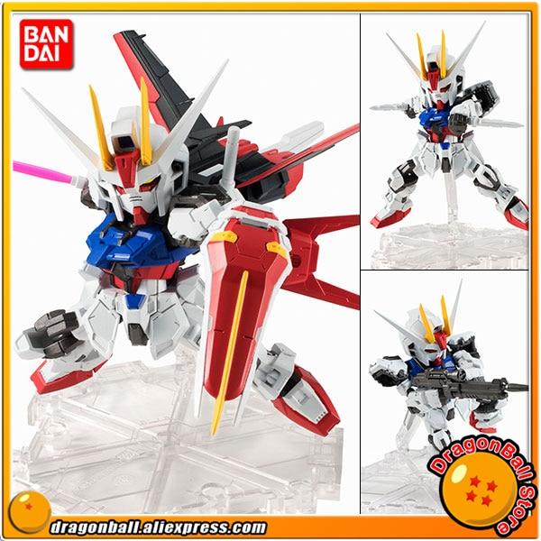 все цены на Original BANDAI Tamashii Nations NXEDGE STYLE No. 0031 Action Figure - Aile Strike Gundam онлайн
