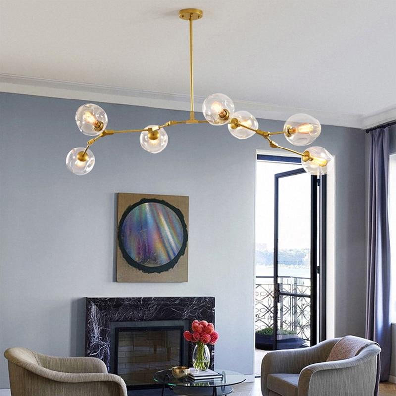 Pendant Lights Nordic Simplicity And Modernity Pendant Lamp Lights Chandelier Lighting Led Hanglamp Loft Decor Lamps Light Fixtures Living Room Ceiling Lights & Fans