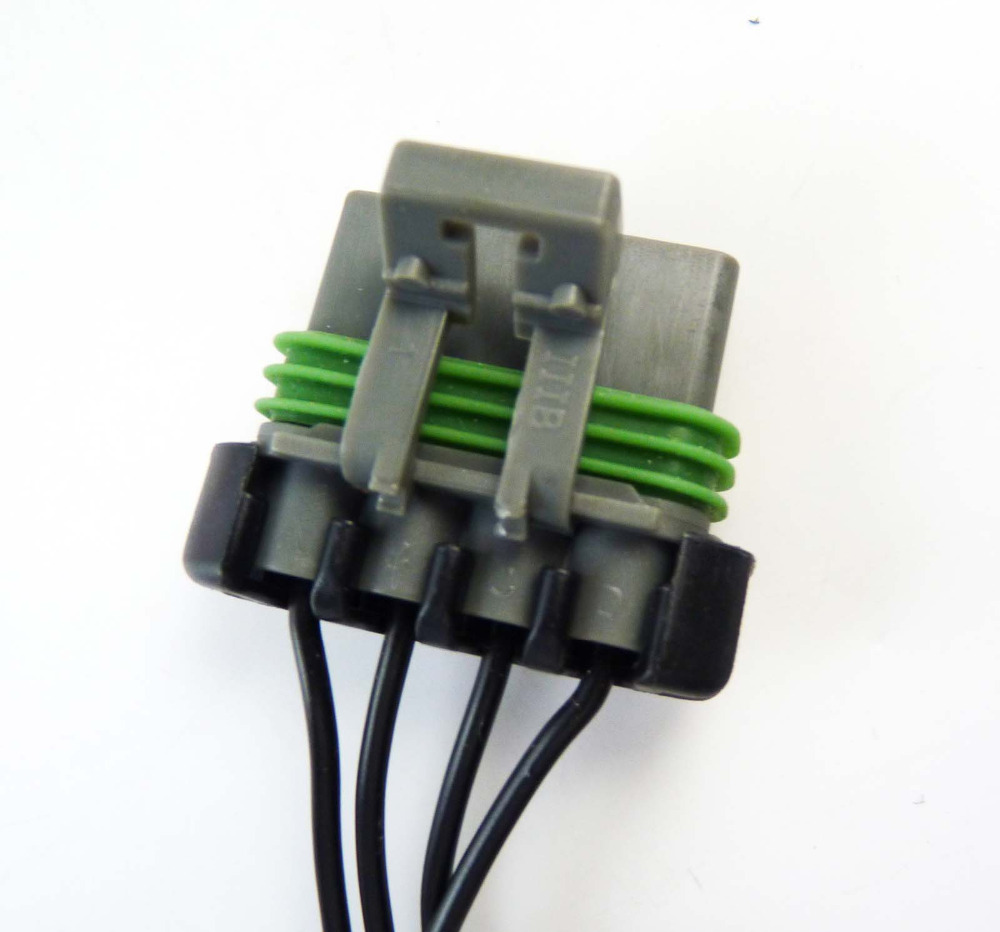 isance hvac blower motor resistor connector plug wires for chevrolet rh  aliexpress com 2005 Dodge Caravan