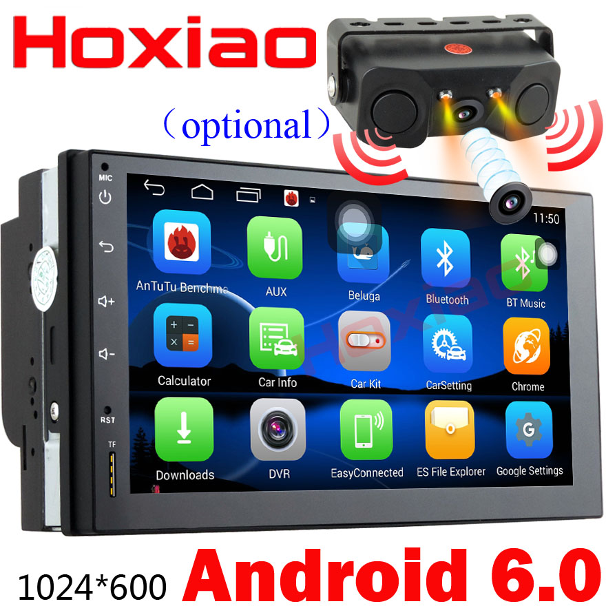 buy car dvd gps android 6 0 player 2 din. Black Bedroom Furniture Sets. Home Design Ideas