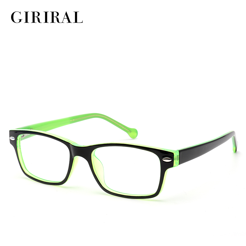 2018 Kinder Tr90 Brillen Rahmen Retro Klar Optische Vintage Designer Mode Myopie Brillen Rahmen # Yx0177