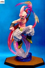 Figuarts ZERO Majin Buu Anime Dragon Ball Z Boo PVC Action Figure Collection Model Kids Toy Doll(China)