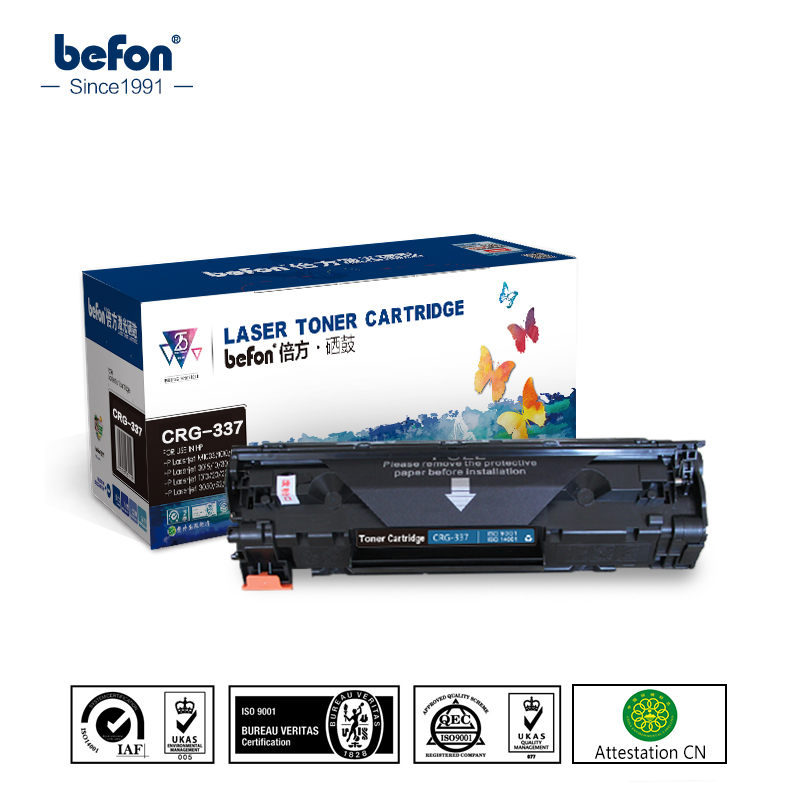 Refilled Toner Cartridge for Canon CRG337 337 CRG137 137 CRG537 537 CRG737 737 Compatible for Canon MF211 MF212w MF215 MF216n