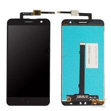 100% test pour zte blade v7 lcd display + écran tactile digitizer assemblée remplacement pour zte v7 téléphone livraison gratuite
