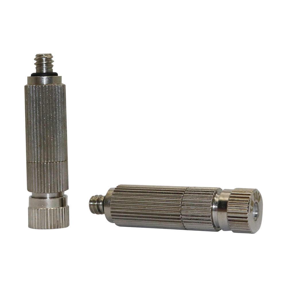 20 ~ 90 bar wysokiego ciśnienia dysza do mgiełki ze stali nierdzewnej zraszacz do systemu chłodzenia mgłą roślin chłodzenia przeciwmgielne rozpylacze z filtr netto 3 sztuk