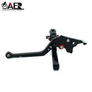 Image 4 - JEAR Motorcycle Adjustable CNC Brake Clutch Levers for Aprilia TUONO TUONOR 2003 2010 CAPANORD 1200 /Rally 2014 2017