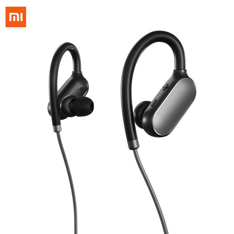 Xiaomi Mi Sport Headset Bluetooth 4.1 Music Earbuds Mic IPX4 Waterproof Wireless Earpiece Earphones Headphone Original