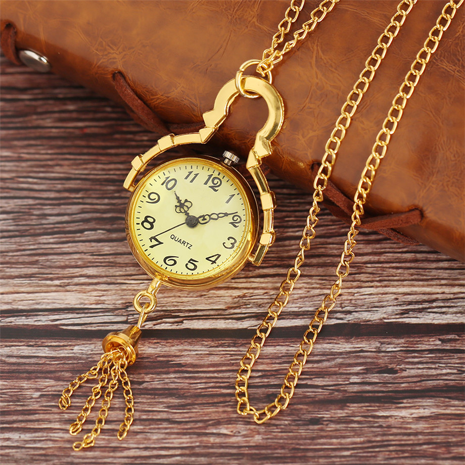 Game of Thrones Glassball Pocket Watch House Targaryen Totem Slim Necklace Unique Men Women Pendant Clock Die-hard TV Fans Gifts game of thrones full hunter necklace retro house martell men bronze chain sun and spear cool pocket watch new gift