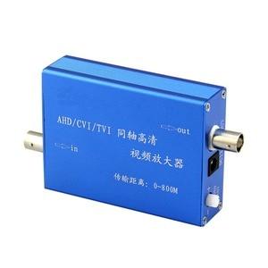Image 2 - Kaycube 1080P 720P HD AHD CVI TVI Coax Video Signal Extender Amplifier 75 3 500m 75 5 800m 75 7 800m HDCVI Coaxial Cable