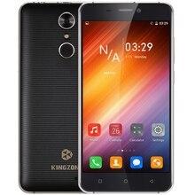 Original MTK6580 KINGZONE S3 3G Smartphone de 5.0 pulgadas Android 6.0 1.3 GHz Quad Core 1 GB RAM 16 GB Escáner de Huellas Dactilares ROM A Prueba de Golpes