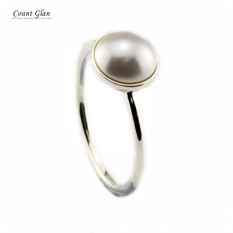 pandora anello perla