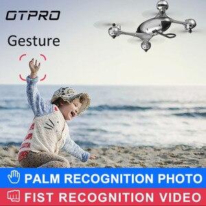 Image 4 - OTPRO PM9 mini rc Drone WIFI FPV Quadcopter Professione Dual camera 4K 1600p o 5mp otpro HD Video il Mantenimento di quota di Ritorno Automatico