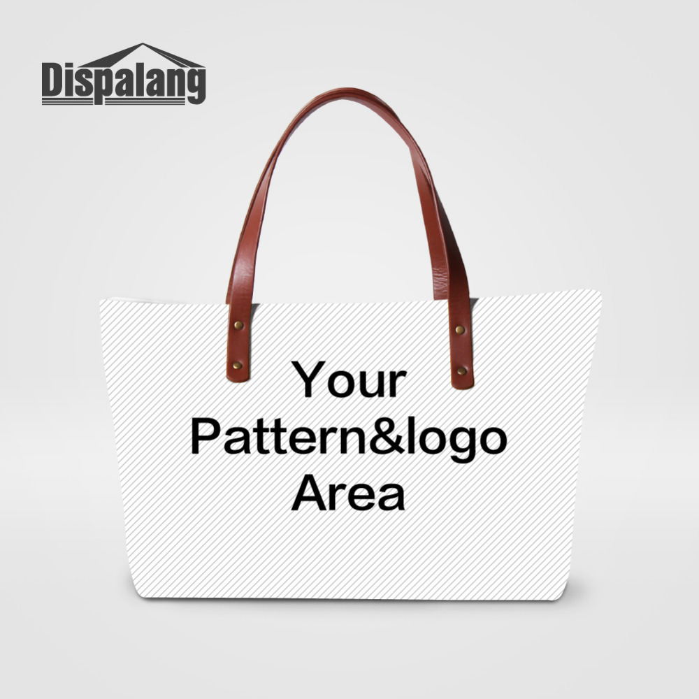 Dispalang Designed by yourself Personality Womens Handbags Customized Lady Top Hand Bag Girls Messenger Bag Uniquie Shoulder Bag