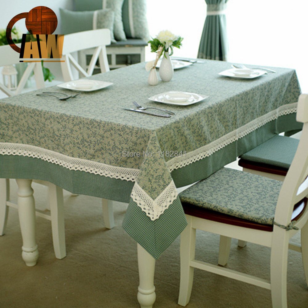 Kitchen table cloths image collections table decoration ideas kitchen table cloths gallery table decoration ideas 2015 design leaves the original pattern stitching cotton tablecloths workwithnaturefo