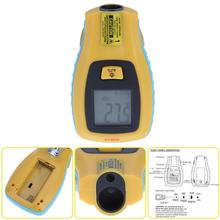 Buy LCD Digital IR Infrared Thermometer Temperature Mini Digital Portable -50~330 Degree Non-Contact Thermometer Instruments NEW