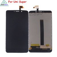For Umi Super LCD Display And Touch Screen Assembly Repair Part 5 5 Inch Mobile Accessoriess