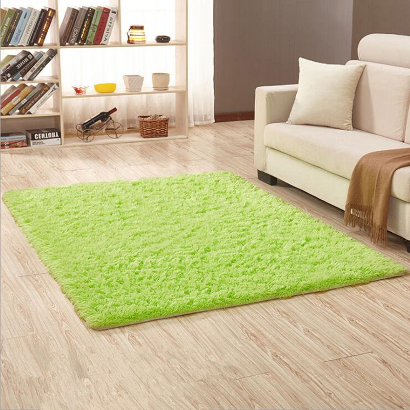 Cotton Carpet Living Room Dining Bedroom Area Rugs Anti