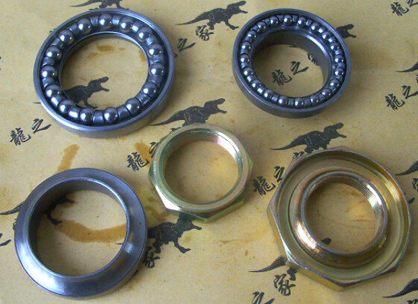 Motorcycle Steering Pressure Ball Direction Column Bearing For Metric GY6-125 GY6-125 GY6 125 150 125cc 150cc Moped Scooter
