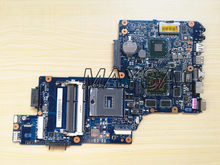 Laptop Motherboard Apto Para Toshiba Satellite C850D L850D PGA-988B H000052370 Laptop Motherboard, Totalmente Testado & Funciona Perfeito