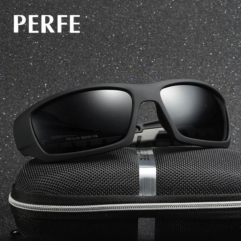 Perfe защита глаз Солнцезащитные очки для женщин дизайнер Спорт на открытом воздухе пыленепроницаемый Поляризованные Вождения Рыбалка Для м...