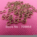 3*0.7mm/4*0.7mm/5*0.7mm/6*0.7mm antique bronze jump rings/single rings/you can choose size or mixed size