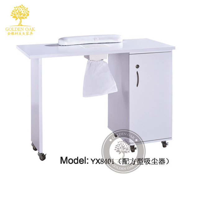 Special high end salon manicure table. Nail table. Manicure sets of ...