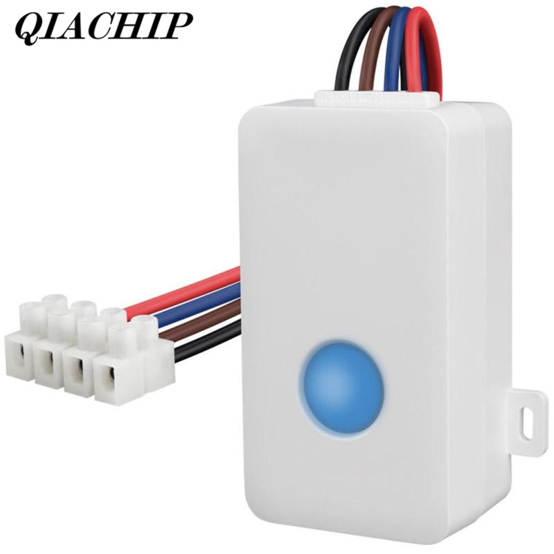 QIACHIP Wireless Wifi Smart Remote Switch Smart Timer Remote Controller Power Socket Plug For IOS Android Smart Home Diy E kerui alarm accessories wireless remote switch smart power socket plug 433mhz home automation for iphone android phones hot new