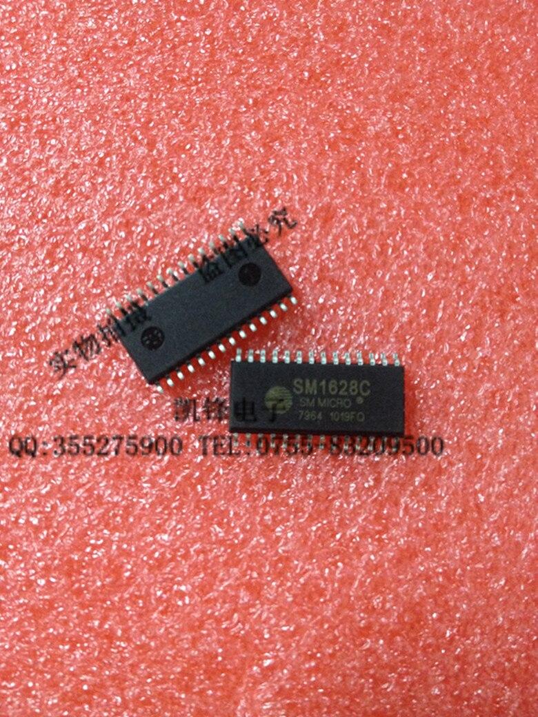 Электронные компоненты и материалы SM1628C /28
