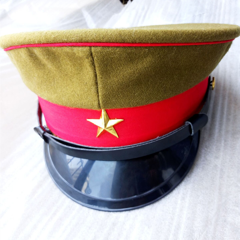 2a639bb17 US $19.6 |Japan Army Officer Hat WWII WW2 Japanese Military Cap With  Badge-in Helmets from Sports & Entertainment on Aliexpress.com | Alibaba  Group
