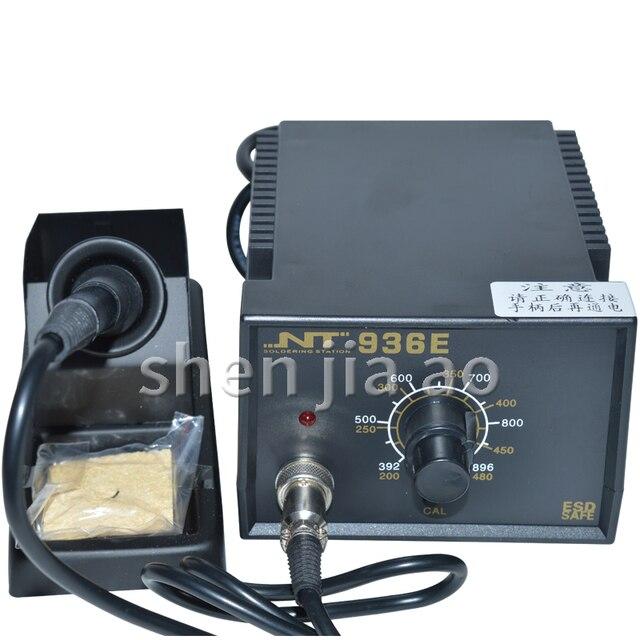 HAKKO 936 Soldering Station electronic welding iron 220V Digital Digital Temperature Controller Solder Iron 60W
