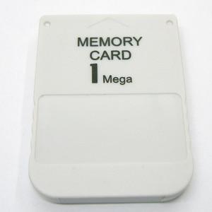 Image 4 - 1 mb profissional adaptador plug armazenamento gaming alta velocidade mini módulo de cartão de memória durável salvar dados para ps1