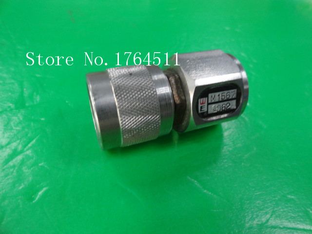 [BELLA] Imported Weinschel F1567 Adapter Disassemble N Type Male - Rotary Joint 7mm