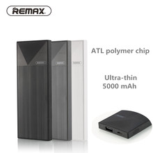 Remax 5000mAh Power bank External Battery Charger Portable battery Mobile Phone Powerbank For iPhone 5 6 6s 7 Plus poverbank